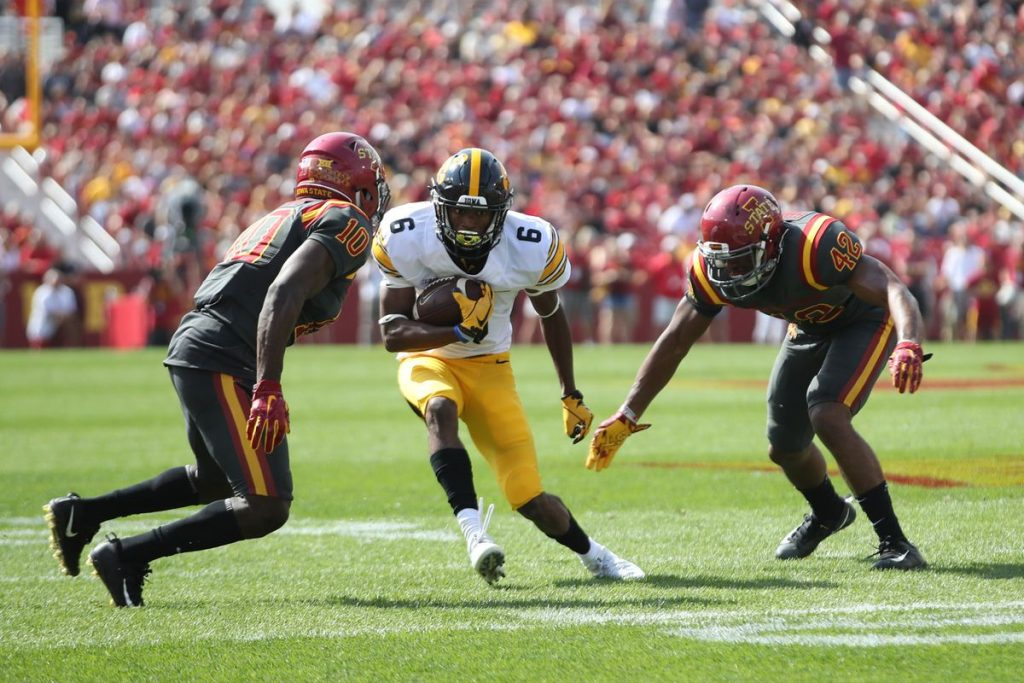 Iowa vs Iowa State – 9/14/19 College Football Picks, Odds, and Predictions
