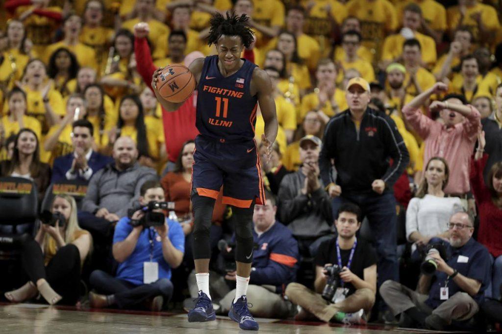 Michigan vs Illinois – 12/11/19 College Basketball Picks