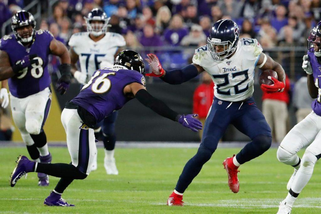 Tennessee Titans vs Baltimore Ravens NFL Week 11 Picks