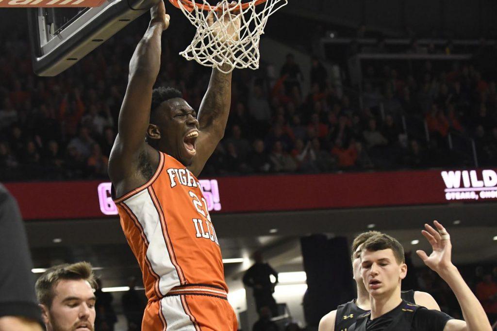 Illinois vs Northwestern College Basketball Picks 1/7/21