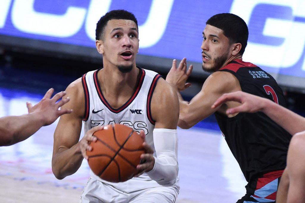 BYU vs Gonzaga – College Basketball Picks 3/9/21
