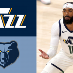 Free NBA Picks and Expert NBA Predictions For Today – Jazz vs Grizzlies Game 4