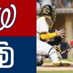 Free MLB Picks Today – Nationals vs Padres
